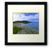 An Irish Cove For Dean Framed Print