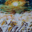 Winter Sun by George Hunter