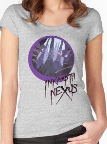 Inkmoth Nexus - Get Infected! Women's Fitted Scoop T-Shirt