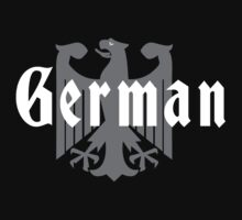 German Eagle T-Shirt by HolidayT-Shirts