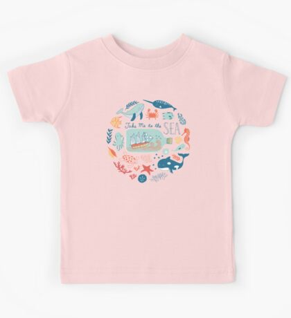 Take Me to the Sea Kids Clothes