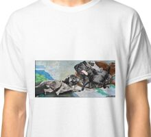 The Creation of Pugs Classic T-Shirt