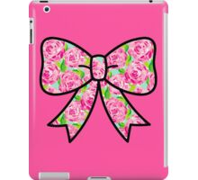 Lilly Pulitzer Inspired Bow - First Impression iPad Case/Skin