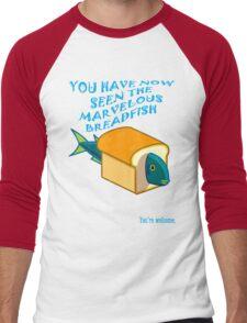The Marvelous Breadfish Men's Baseball ¾ T-Shirt