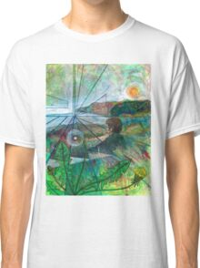 Dandelion Man Classic T-Shirt
