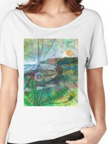 Dandelion Man Women's Relaxed Fit T-Shirt