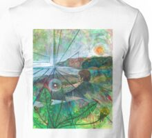 Dandelion Man Unisex T-Shirt