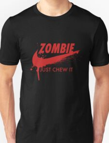 Just Chew It (red) T-Shirt