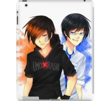Freeze or burn iPad Case/Skin
