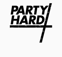 PARTY HARD Womens Fitted T-Shirt