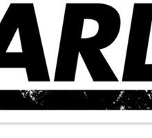 PARTY HARD Sticker
