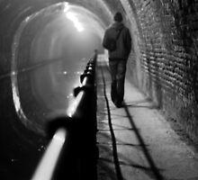 Through the Tunnel by Kieran Robinson