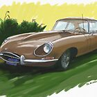1966 Jaguar XKE by RGMcMahon