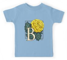 B is for Begonia Kids Tee