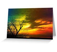 Sunrise © Greeting Card