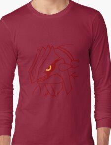 Legendary Line - Groudon Long Sleeve T-Shirt