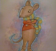 Cold Mr Mouse by M McKeithen