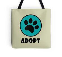 Adopt! Tote Bag
