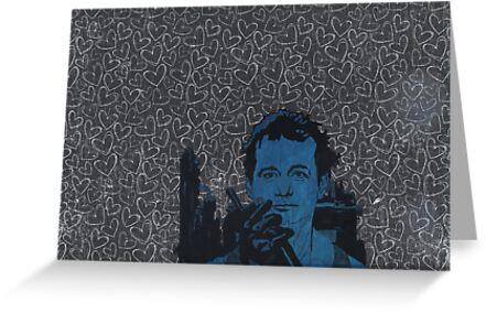 Bill Murray 3 by StudioTricktop