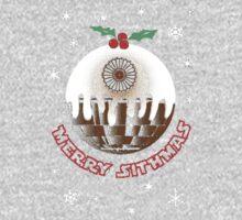 Merry Sithmas Sweater Kids Tee