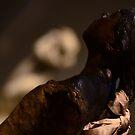 Edgar Degas - The little dancer Study #9537 by Matsumoto