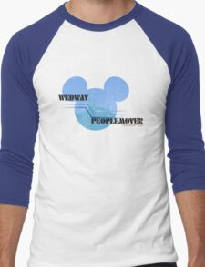 Wedway Peoplemover Men's Baseball ¾ T-Shirt