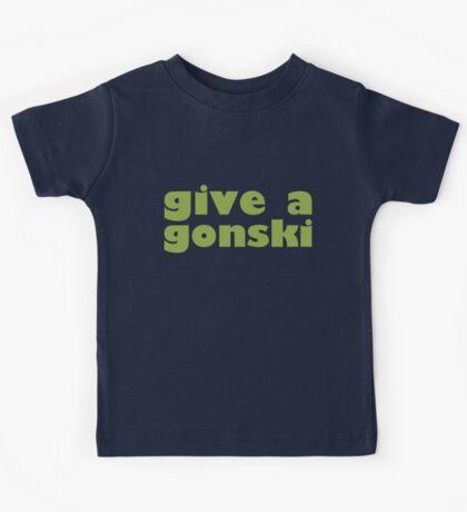 give a gonski Kids Tee