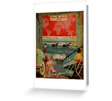 what is most important to you? Greeting Card
