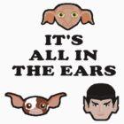 Bad ass ear club by GeekCupcake