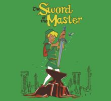 Sword of the Master Kids Tee