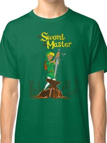 Sword of the Master Classic T-Shirt