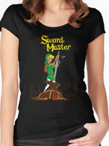 Sword of the Master Women's Fitted Scoop T-Shirt