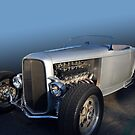 V12 Deuce Roadster by Bill Dutting