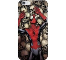 Spiderman and Skull iPhone Case/Skin
