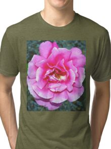 Rose and its new friend Tri-blend T-Shirt