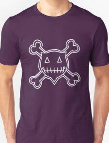 Percentum Skull & Xbones4 (white) T-Shirt