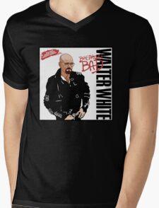 Smooth Criminal (Mr. White) Mens V-Neck T-Shirt