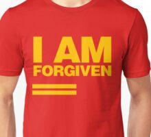 I AM FORGIVEN (ROYAL YELLOW) Unisex T-Shirt