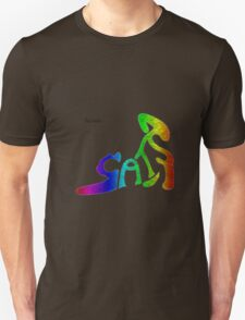 Because... Cats (rainbow) T-Shirt