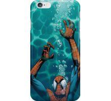 Spiderman comic iPhone Case/Skin
