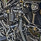 Vincent Motor by RoySorenson