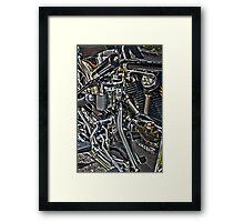 Vincent Motor Framed Print