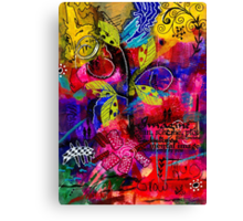 Imagined Bliss Canvas Print