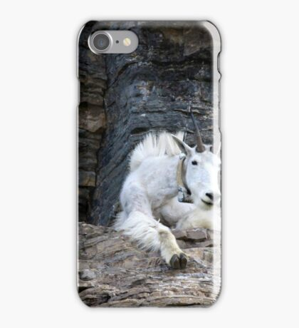 Old Goat iPhone Case/Skin