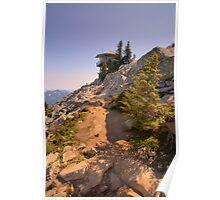 Granite Mountain Lookout Poster