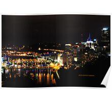 Pittsburgh Skyblast IV Poster