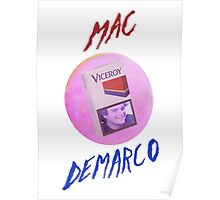 MAC-DEMARCO' - T#2 Poster
