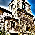 Carmel Mission by RoySorenson