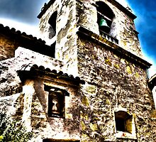 Carmel Mission by RoySorenson