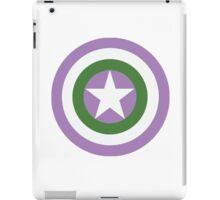 Captain Genderqueer iPad Case/Skin